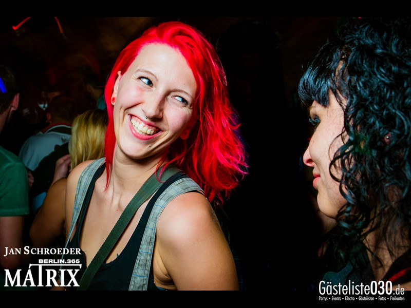 https://www.gaesteliste030.de/Partyfoto #134 Matrix Berlin vom 18.10.2013