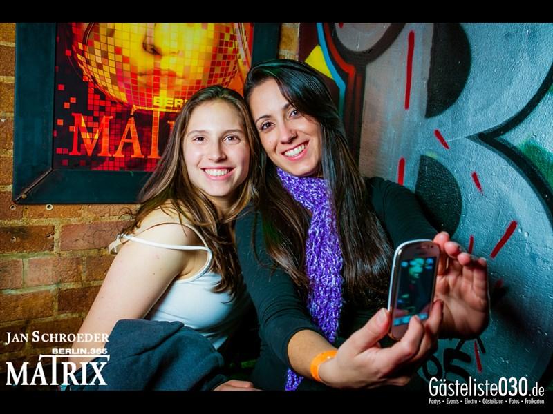 https://www.gaesteliste030.de/Partyfoto #147 Matrix Berlin vom 18.10.2013