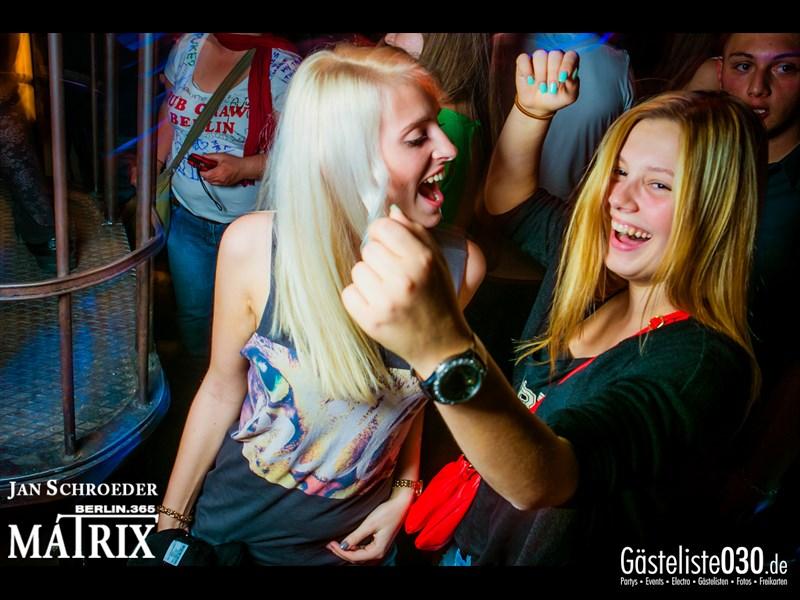 https://www.gaesteliste030.de/Partyfoto #84 Matrix Berlin vom 18.10.2013