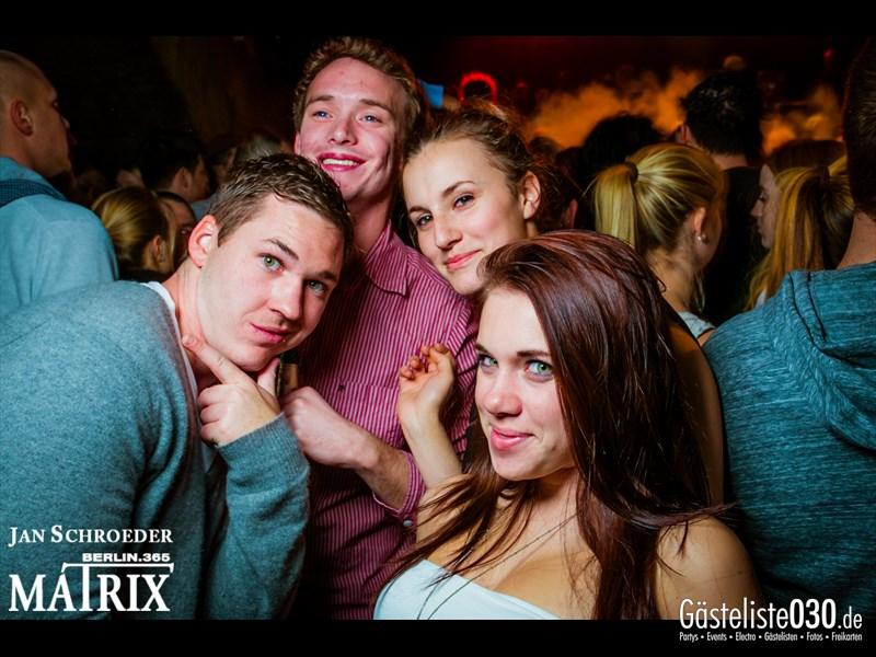 https://www.gaesteliste030.de/Partyfoto #30 Matrix Berlin vom 18.10.2013