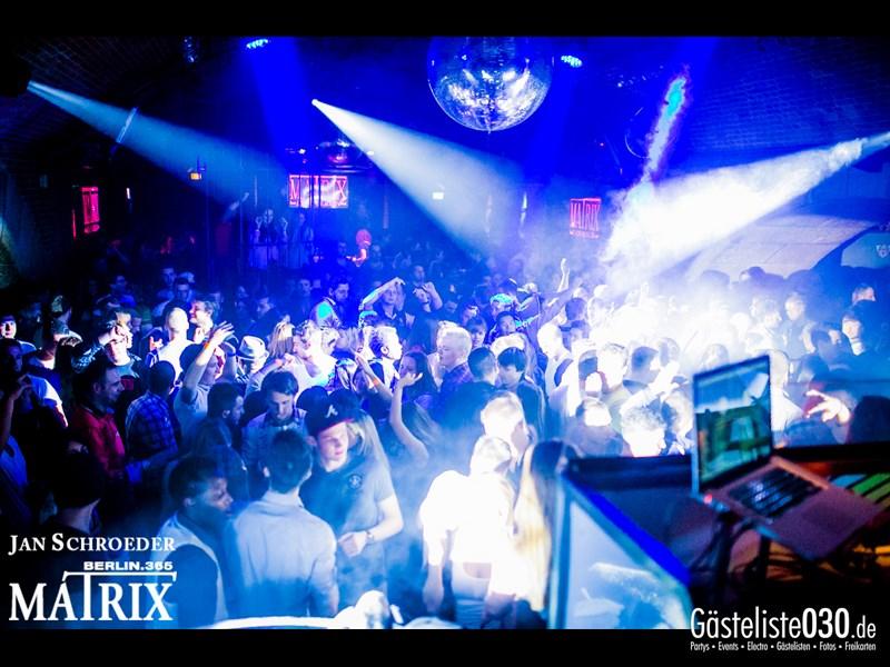 https://www.gaesteliste030.de/Partyfoto #64 Matrix Berlin vom 18.10.2013