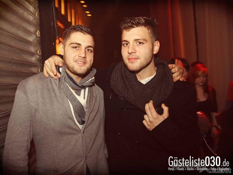 https://www.gaesteliste030.de/Partyfoto #11 Spindler & Klatt Berlin vom 12.10.2013