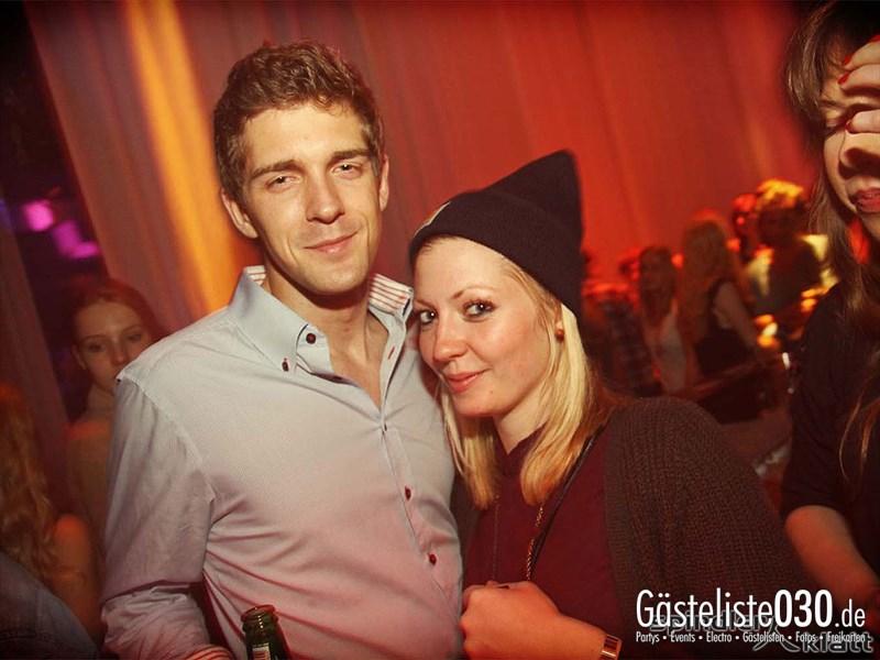 https://www.gaesteliste030.de/Partyfoto #64 Spindler & Klatt Berlin vom 12.10.2013