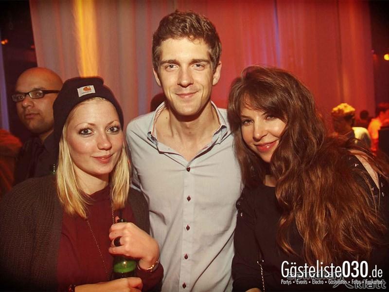 https://www.gaesteliste030.de/Partyfoto #23 Spindler & Klatt Berlin vom 12.10.2013