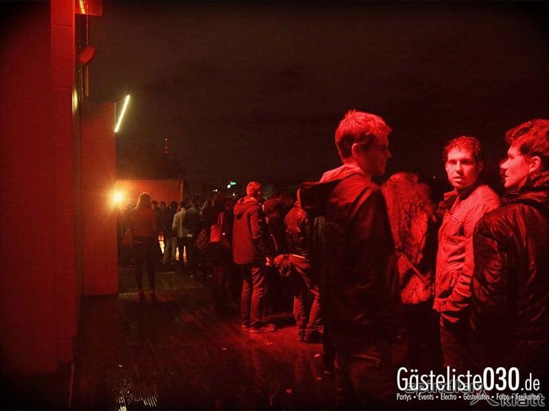 https://www.gaesteliste030.de/Partyfoto #18 Spindler & Klatt Berlin vom 12.10.2013
