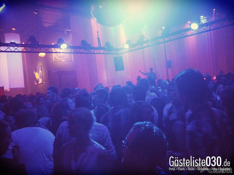 https://www.gaesteliste030.de/Partyfoto #68 Spindler & Klatt Berlin vom 12.10.2013