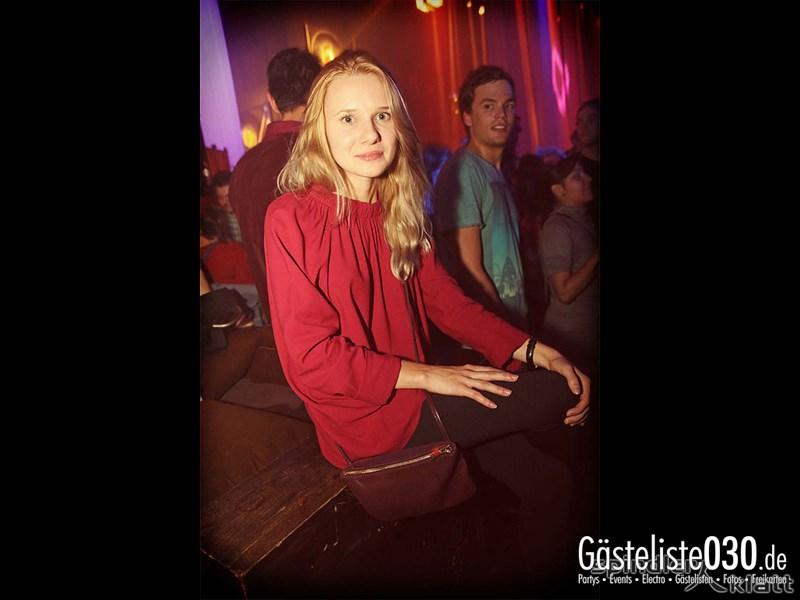 https://www.gaesteliste030.de/Partyfoto #8 Spindler & Klatt Berlin vom 12.10.2013
