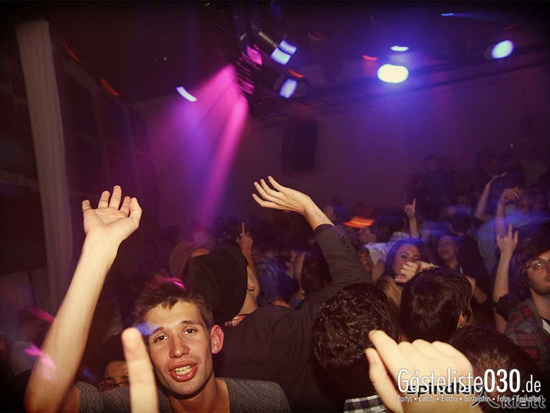 https://www.gaesteliste030.de/Partyfoto #65 Spindler & Klatt Berlin vom 12.10.2013