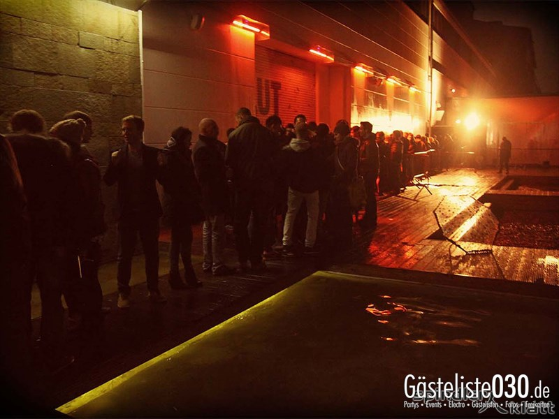 https://www.gaesteliste030.de/Partyfoto #85 Spindler & Klatt Berlin vom 12.10.2013