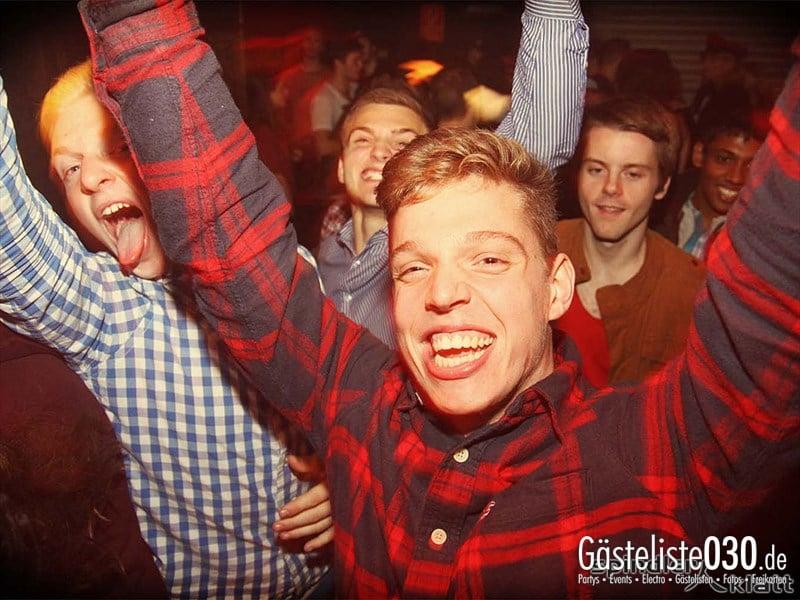 https://www.gaesteliste030.de/Partyfoto #13 Spindler & Klatt Berlin vom 12.10.2013