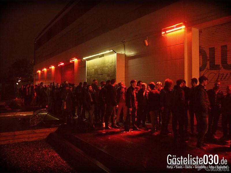 https://www.gaesteliste030.de/Partyfoto #10 Spindler & Klatt Berlin vom 12.10.2013