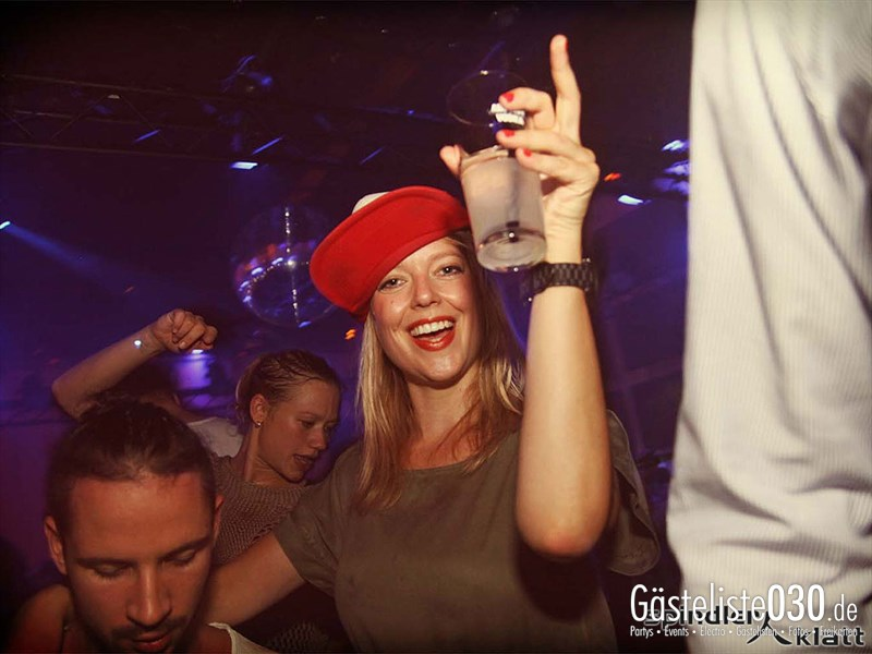 https://www.gaesteliste030.de/Partyfoto #20 Spindler & Klatt Berlin vom 12.10.2013
