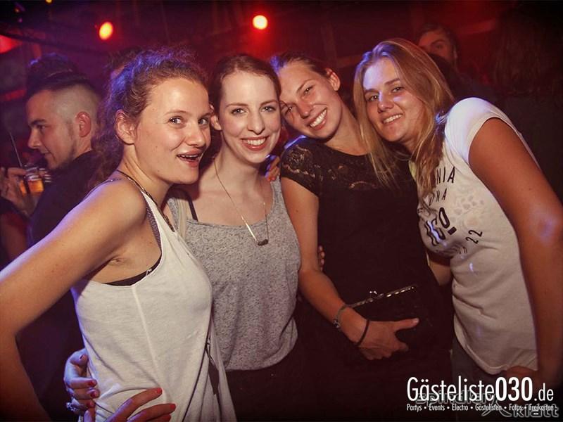 https://www.gaesteliste030.de/Partyfoto #59 Spindler & Klatt Berlin vom 12.10.2013