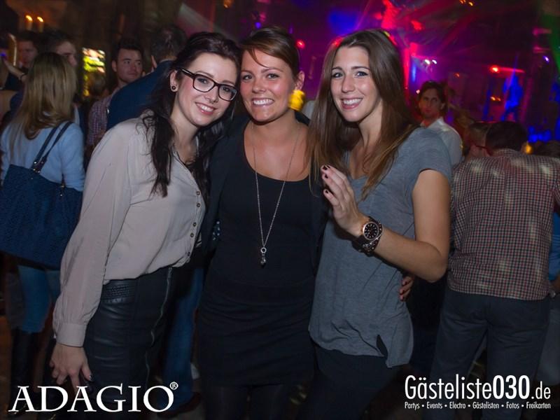 https://www.gaesteliste030.de/Partyfoto #1 Adagio Berlin vom 01.11.2013