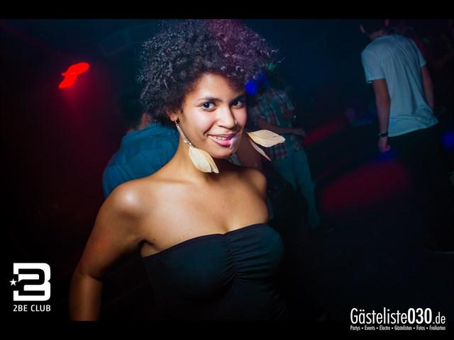 Partypics 2BE Club 25.10.2013 Crew Love pres. Bottles& Models