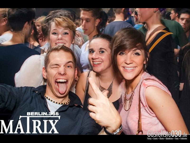 https://www.gaesteliste030.de/Partyfoto #102 Matrix Berlin vom 11.10.2013