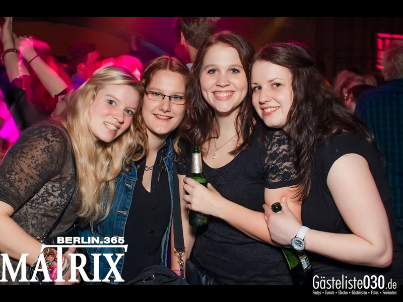 https://www.gaesteliste030.de/Partyfoto #78 Matrix Berlin vom 11.10.2013