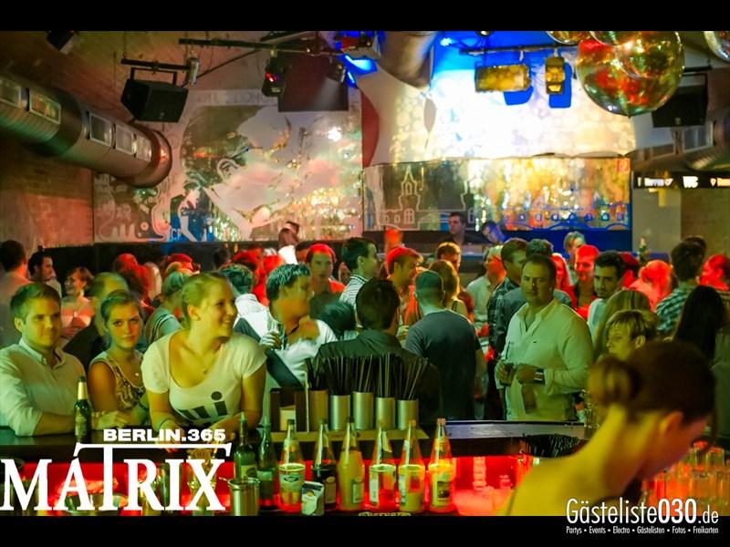 https://www.gaesteliste030.de/Partyfoto #122 Matrix Berlin vom 11.10.2013