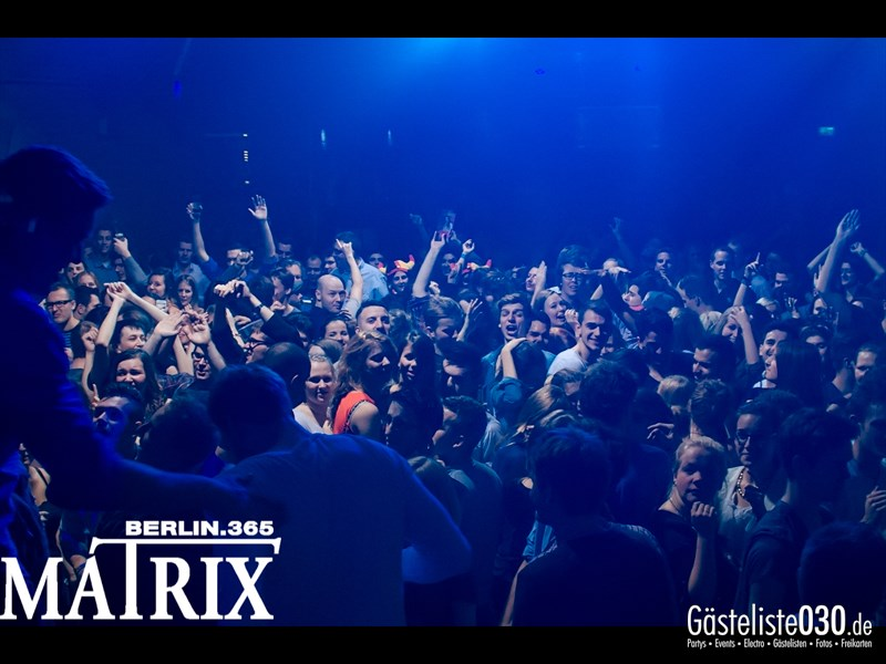 https://www.gaesteliste030.de/Partyfoto #36 Matrix Berlin vom 11.10.2013