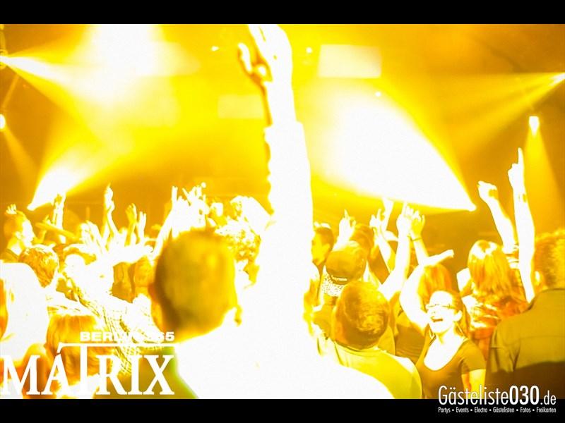 https://www.gaesteliste030.de/Partyfoto #71 Matrix Berlin vom 11.10.2013