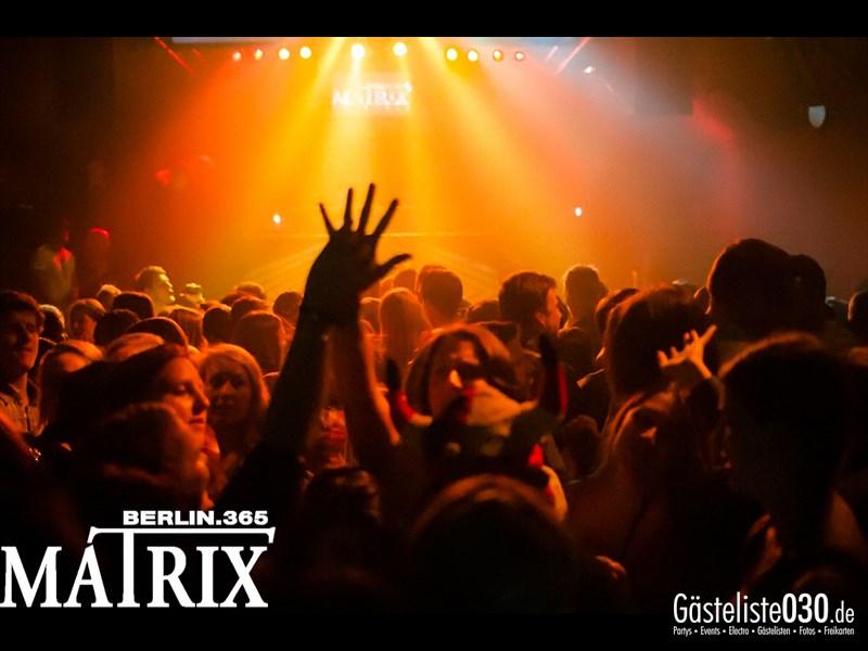 https://www.gaesteliste030.de/Partyfoto #148 Matrix Berlin vom 11.10.2013