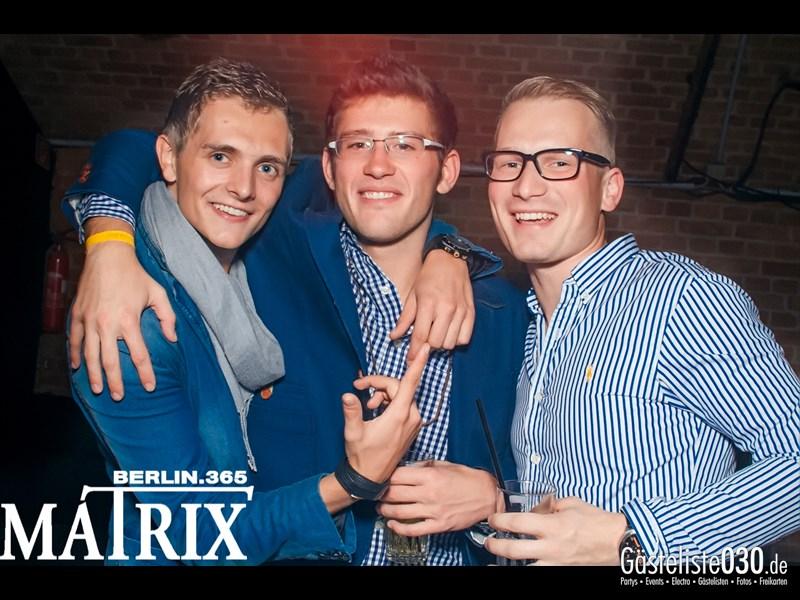 https://www.gaesteliste030.de/Partyfoto #112 Matrix Berlin vom 11.10.2013