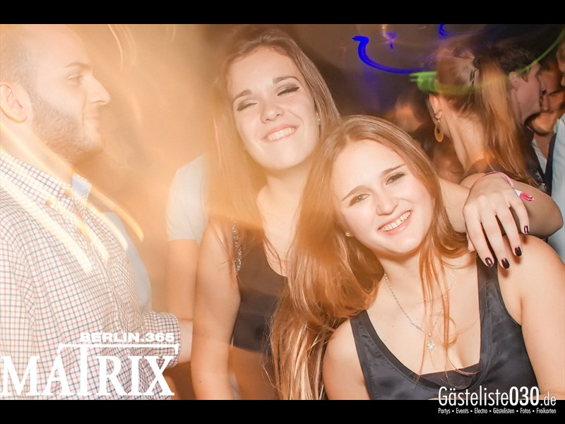 https://www.gaesteliste030.de/Partyfoto #147 Matrix Berlin vom 11.10.2013