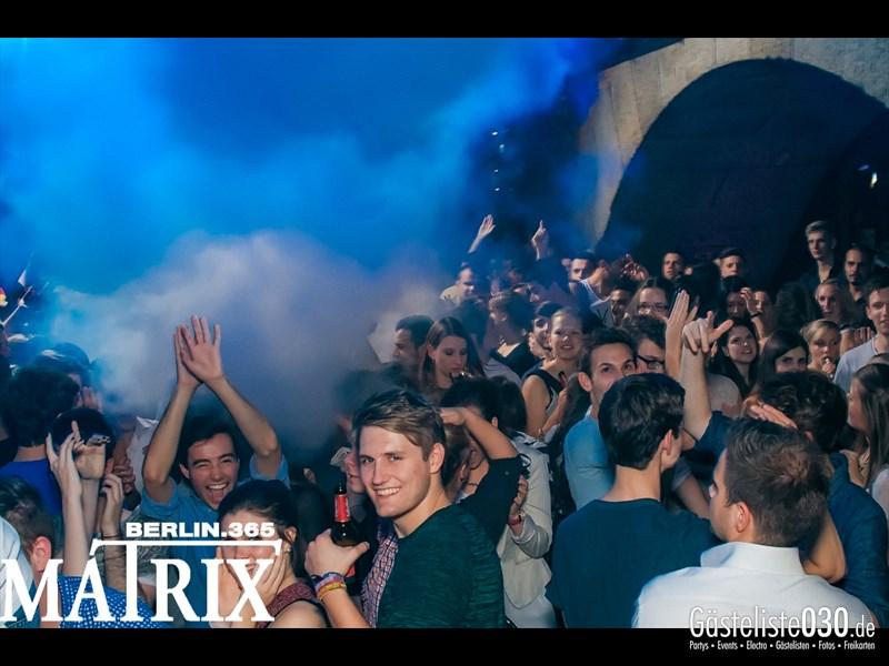 https://www.gaesteliste030.de/Partyfoto #48 Matrix Berlin vom 11.10.2013