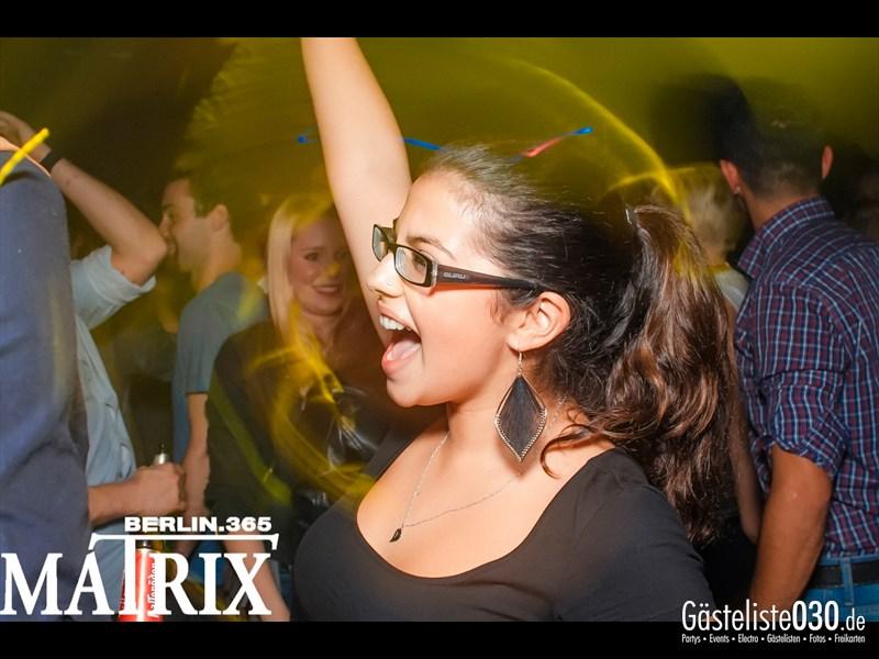 https://www.gaesteliste030.de/Partyfoto #11 Matrix Berlin vom 11.10.2013