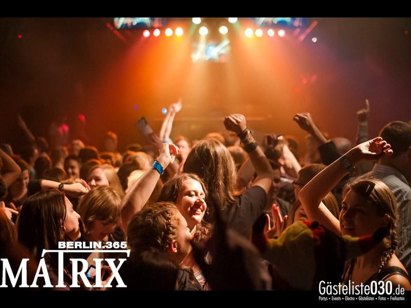 https://www.gaesteliste030.de/Partyfoto #59 Matrix Berlin vom 11.10.2013