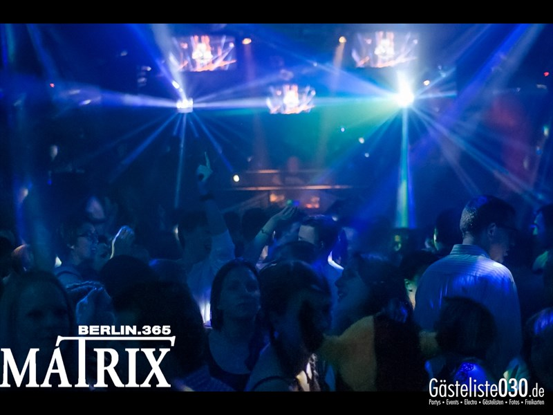 https://www.gaesteliste030.de/Partyfoto #118 Matrix Berlin vom 11.10.2013