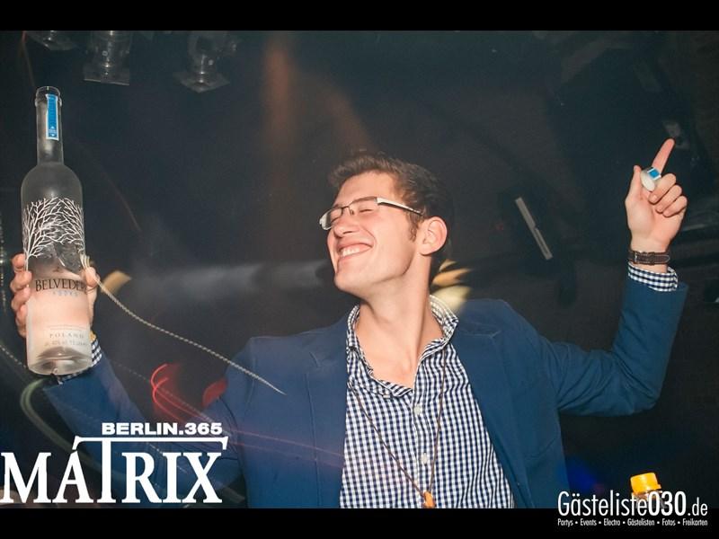 https://www.gaesteliste030.de/Partyfoto #142 Matrix Berlin vom 11.10.2013