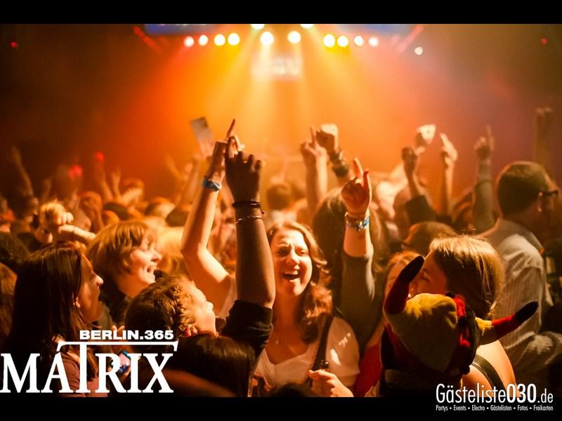 https://www.gaesteliste030.de/Partyfoto #2 Matrix Berlin vom 11.10.2013