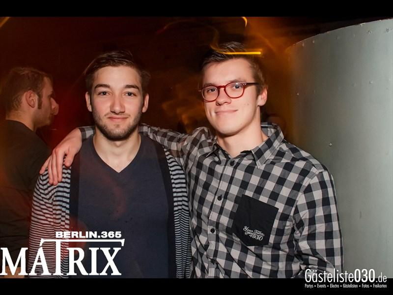 https://www.gaesteliste030.de/Partyfoto #133 Matrix Berlin vom 11.10.2013
