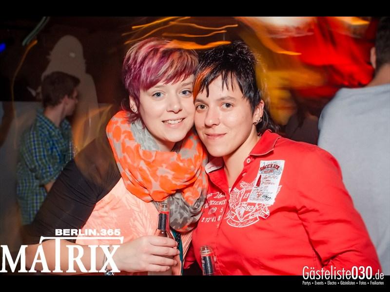 https://www.gaesteliste030.de/Partyfoto #94 Matrix Berlin vom 11.10.2013