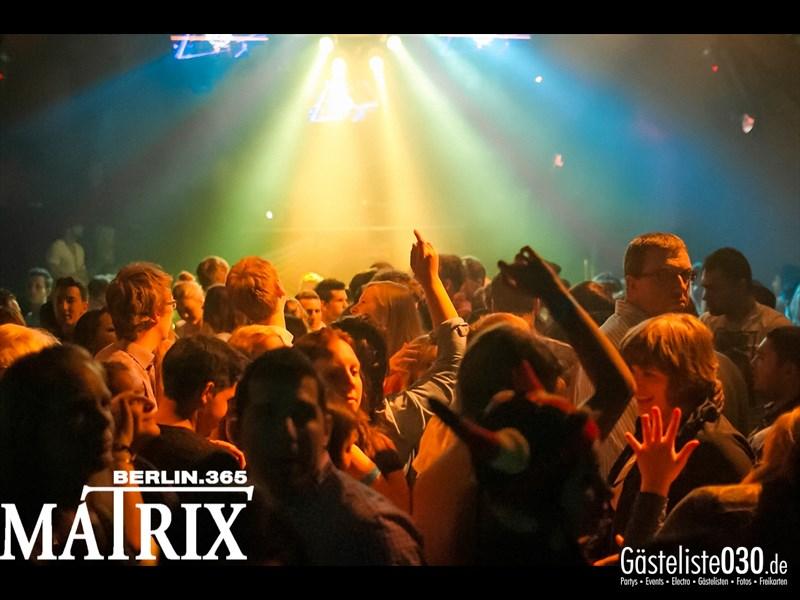 https://www.gaesteliste030.de/Partyfoto #89 Matrix Berlin vom 11.10.2013