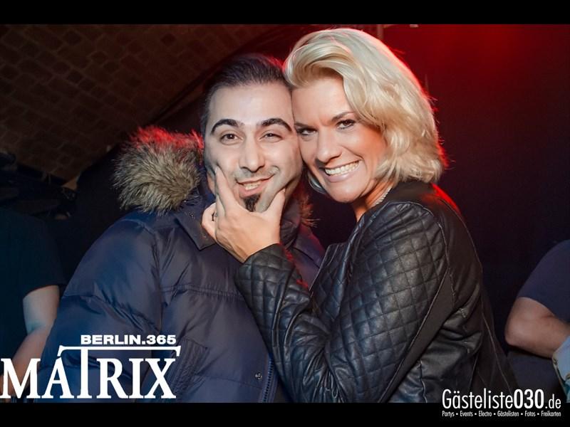 https://www.gaesteliste030.de/Partyfoto #37 Matrix Berlin vom 11.10.2013