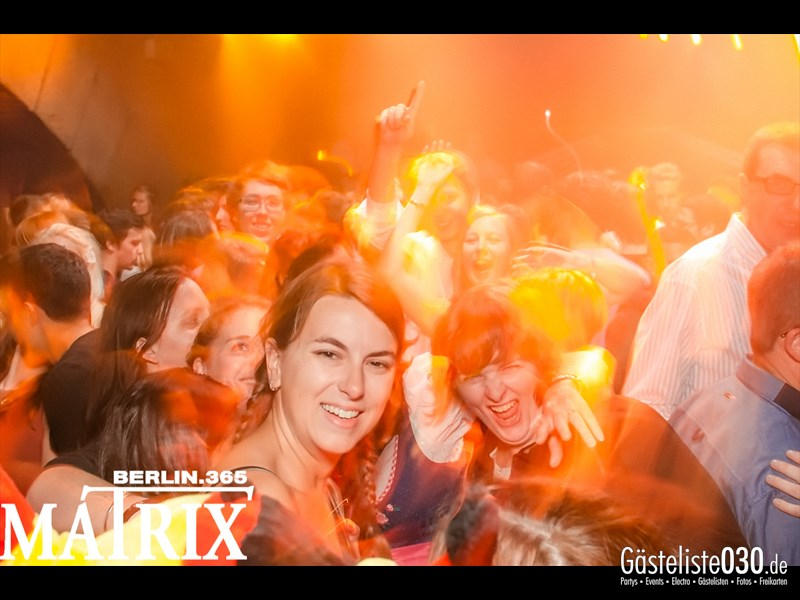 https://www.gaesteliste030.de/Partyfoto #96 Matrix Berlin vom 11.10.2013