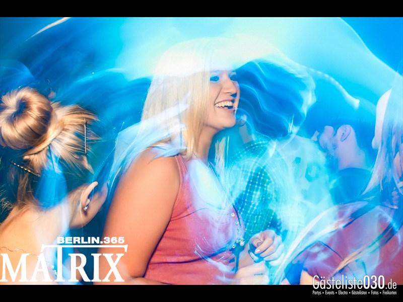 https://www.gaesteliste030.de/Partyfoto #63 Matrix Berlin vom 11.10.2013