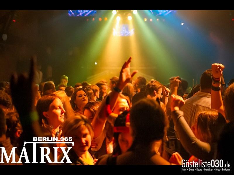 https://www.gaesteliste030.de/Partyfoto #106 Matrix Berlin vom 11.10.2013