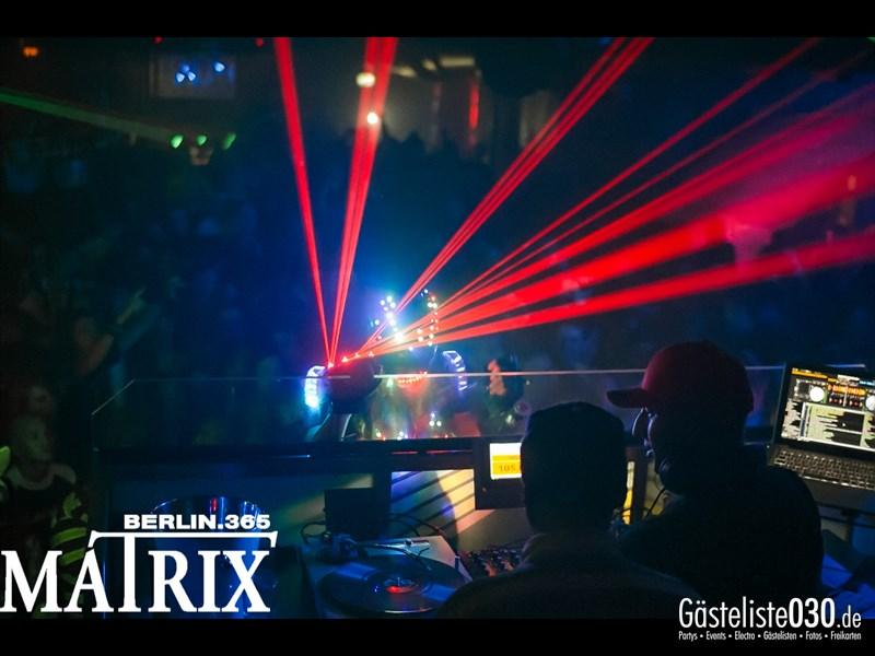 https://www.gaesteliste030.de/Partyfoto #23 Matrix Berlin vom 11.10.2013