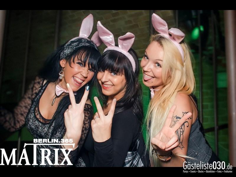 https://www.gaesteliste030.de/Partyfoto #9 Matrix Berlin vom 11.10.2013