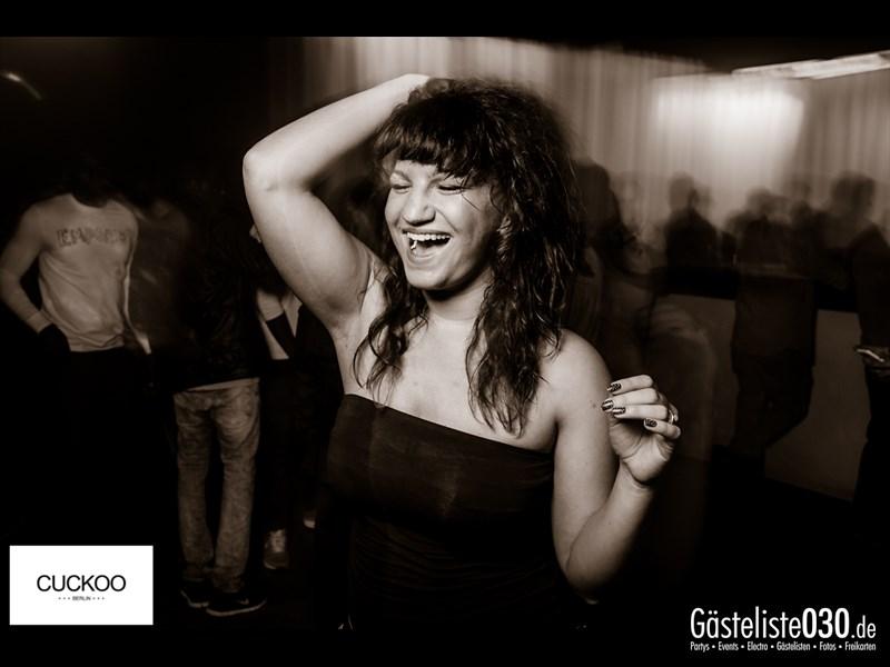 Partyfoto #8 Cuckoo Berlin Berlin vom 05.10.2013