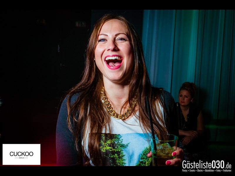 Partyfoto #60 Cuckoo Berlin Berlin vom 05.10.2013