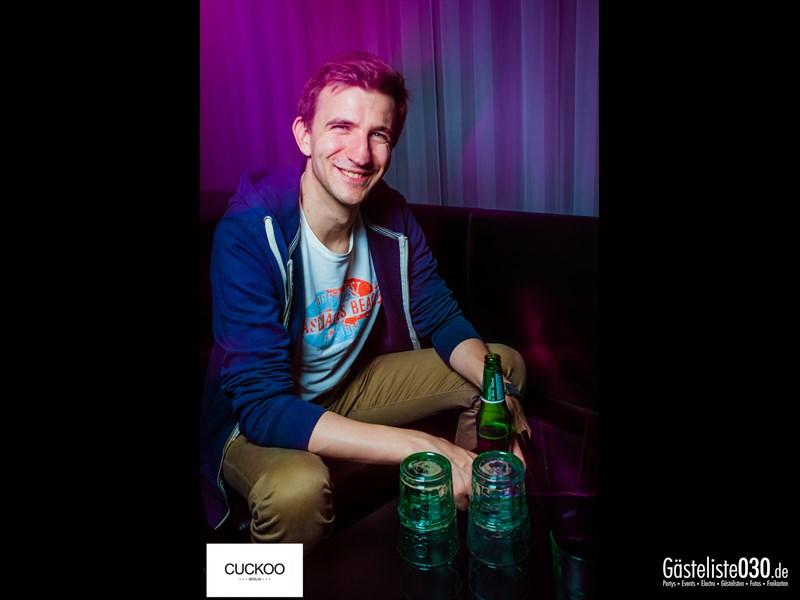 Partyfoto #64 Cuckoo Berlin Berlin vom 05.10.2013