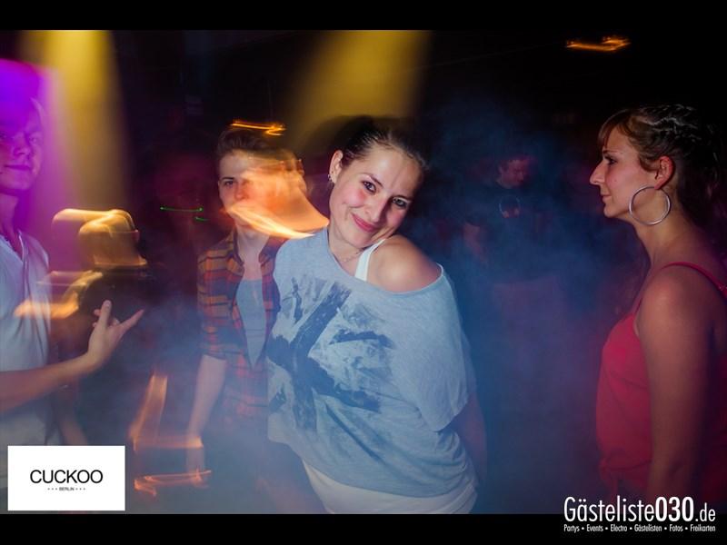 Partyfoto #94 Cuckoo Berlin Berlin vom 05.10.2013