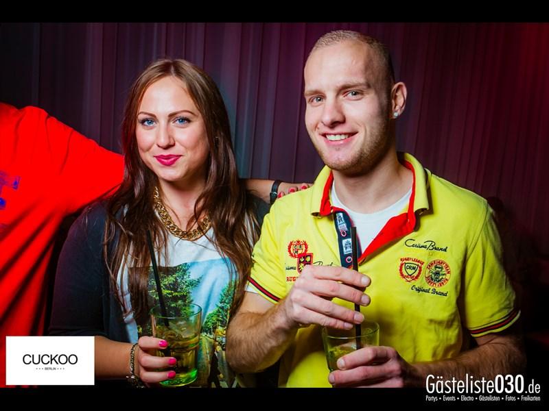 Partyfoto #96 Cuckoo Berlin Berlin vom 05.10.2013
