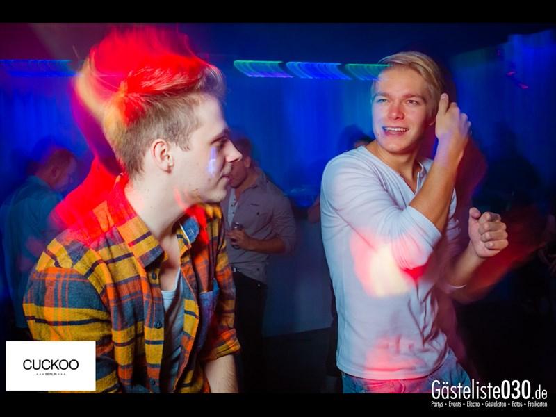 Partyfoto #36 Cuckoo Berlin Berlin vom 05.10.2013