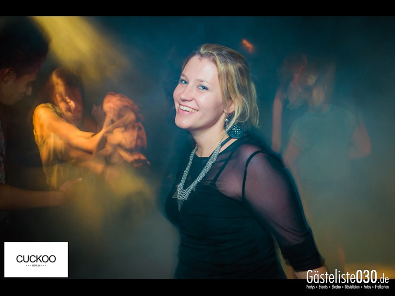Partyfoto #16 Cuckoo Berlin Berlin vom 05.10.2013