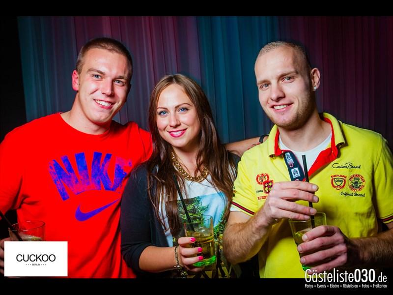 Partyfoto #48 Cuckoo Berlin Berlin vom 05.10.2013